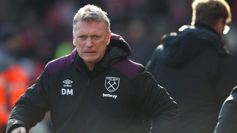 David Moyes Reveals West Ham Worked 'Most of the Week' to Stop Liverpool's Deadly Front Three