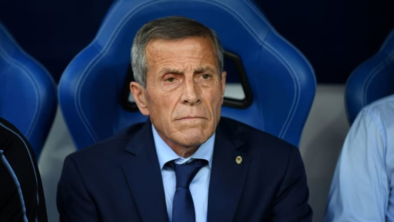 'We Could Have Won by More': Uruguay Manager Rues Missed Chances in World Cup Victory Over Russia