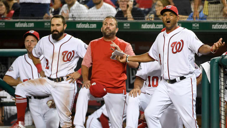 Spending a Day With the Nationals, the Perfect Team for the Worried Baseball Fan