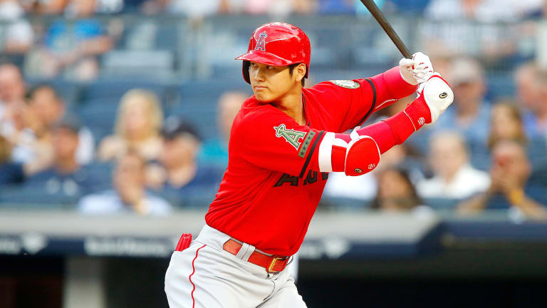 Shohei Ohtani, the DH, Leads This Week's Fantasy Baseball Waiver Wire