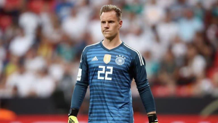 El mensaje de Ter Stegen tras la eliminación de Alemania
