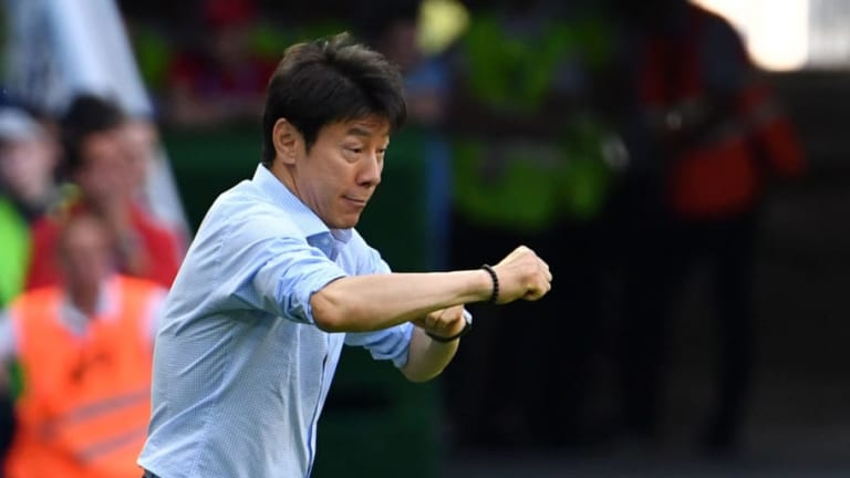 Shin Taeyong Feeling 'A Little Empty' Despite Guiding South Korea to Famous Victory Against Germany
