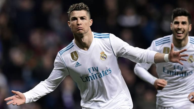Man Utd Consider Attempt to Beat Juventus to €100m Ronaldo Deal as Real Madrid Exit Looms