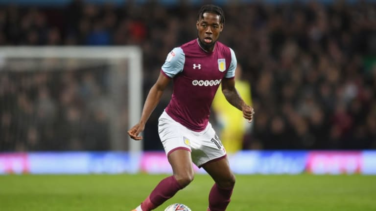 Tottenham Youngster Josh Onomah Eager to 'Breakthrough' at Spurs After Aston Villa Loan Spell