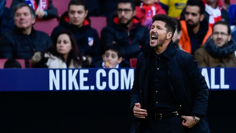 Atlético - Valencia | Alineaciones confirmadas