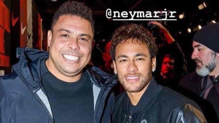 ¿Neymar al Real Madrid? | Así ve Ronaldo el posible fichaje de Neymar por el club merengue