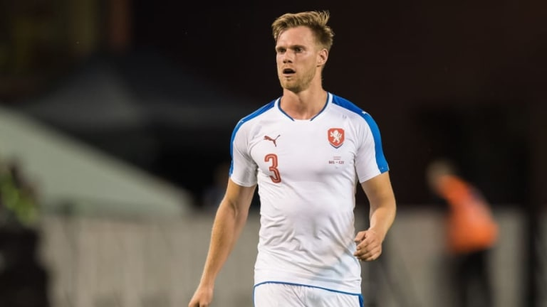 Tomas Kalas Reveals Why He Chose Bristol City Loan Ahead of Other Interested Championship Teams