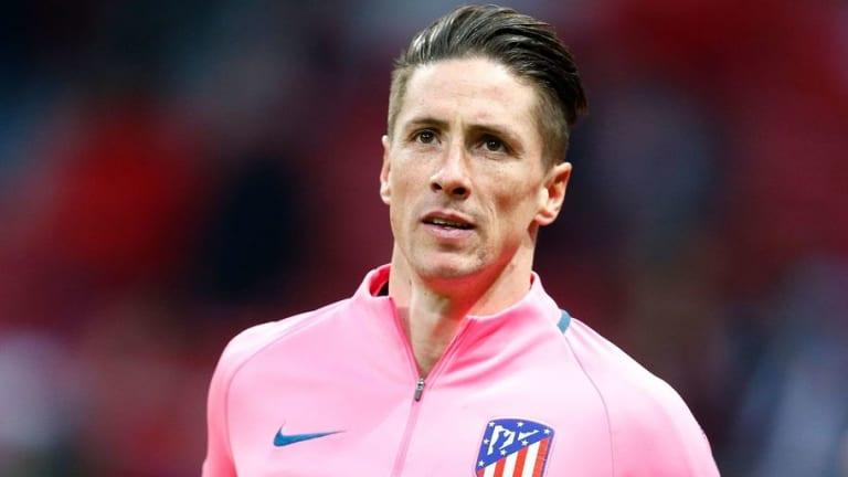El equipo que ha ofrecido a Fernando Torres acabar su carrera con ellos