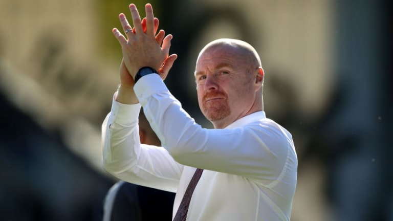 Sean Dyche Looks the Part at Burnley But He's Not Re-Inventing the Wheel With His Brand of Football