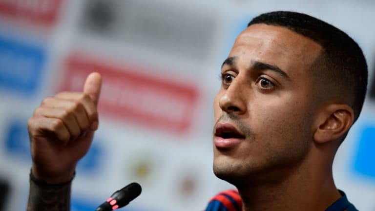 Spain's Thiago Admits He 'Enjoys English Football' the Most as He Weighs in on Three Lions' Style