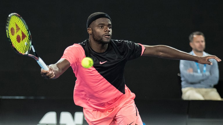 Frances Tiafoe Wins First Career ATP Title at Delray Beach