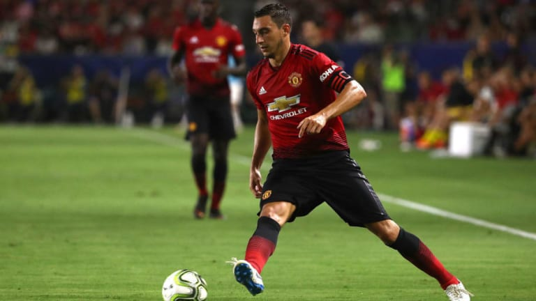 Manchester United Defender Edging Closer to Exit After Napoli President Confirms Transfer Offer