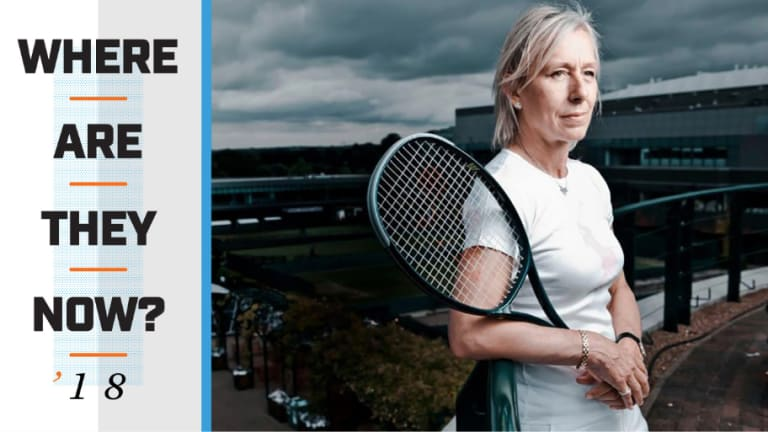 Still Active: At 61, Martina Navratilova is Fully Informed and Fiercely Opinionated