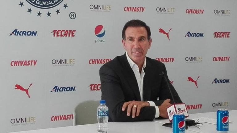 GRACIAS PERO NO | De Anda revela los 4 jugadores que no le quisieron vender a Chivas