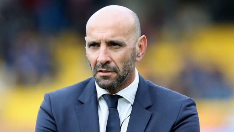 Monchi responde a un supuesto futuro ligado al Barcelona
