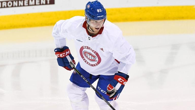 Canadiens Deal Prospect Simon Bourque to Jets for Joel Armia, Steve Mason