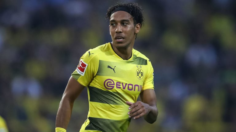 VIDEO: Arsenal Accidentally Leak Confirmation of Aubameyang Deal After Swansea Loss