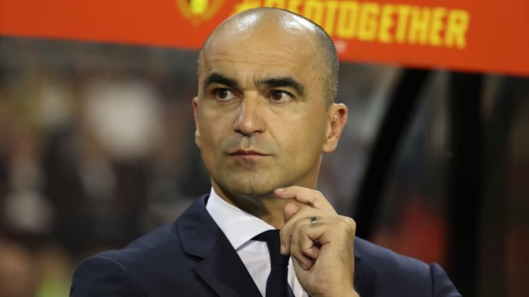 Roberto Martinez Favourite to Become New Real Madrid Manager as Lopetegui 'Surprised' By Sacking