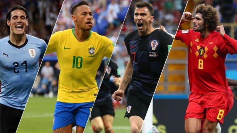 RUSIA 2018   Ya están definidos los cuartos de final del Mundial
