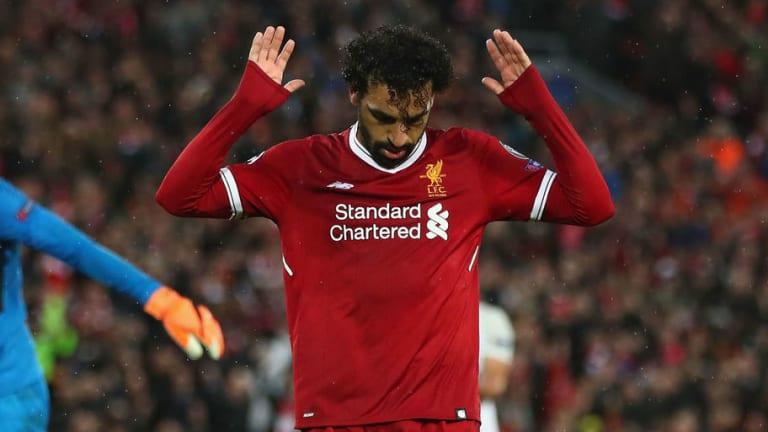 El récord que batió ayer Mohamed Salah en la Champions League
