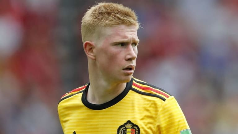 Roberto Martinez Talks Up 'Underestimated' Kevin De Bruyne Following Quiet Group Stage