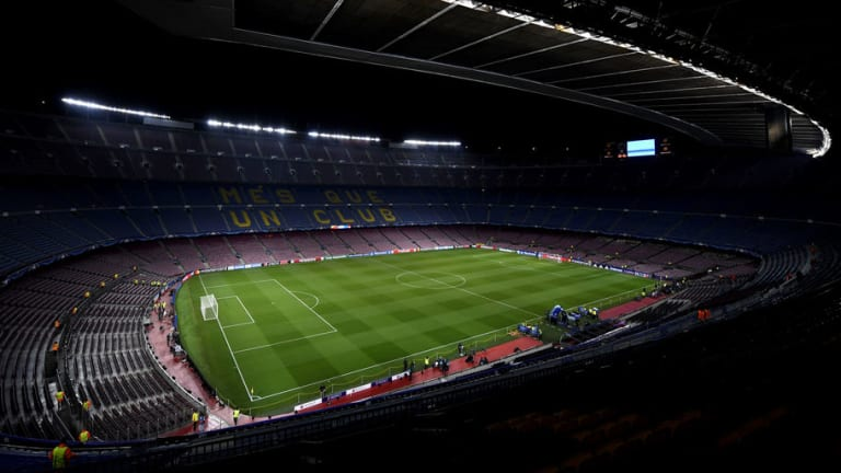 Barca 'in Talks' Over £250m Nou Camp Naming Rights Deal Amid Stadium Renovation Plan