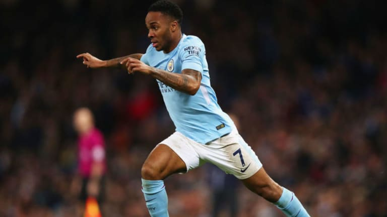Real Madrid & Barcelona Eyeing Up £100m Move for Man City Star Raheem Sterling