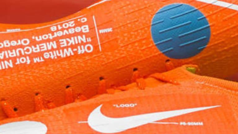 Nike Launch Vibrant New 'Mercurial Vapor 360 x Virgil Abloh' for Teen Star Kylian Mbappe