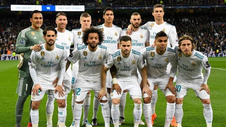 REVELADO | El futbolista del Real Madrid que se lesionó por primera vez en su carrera profesional