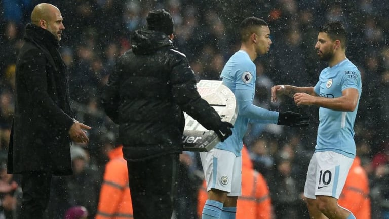 Pep Guardiola Issues Big Update on Man City Star's Fitness Ahead of Everton & Liverpool Clashes