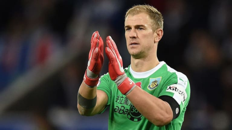 Joe Hart Dreaming of Returning to England Squad Following Upturn in Form at Burnley