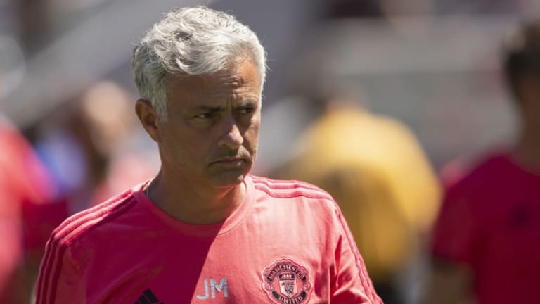 José Mourinho Open to Offloading Man Utd Forward This Summer as Report Names Specific Sale Condition