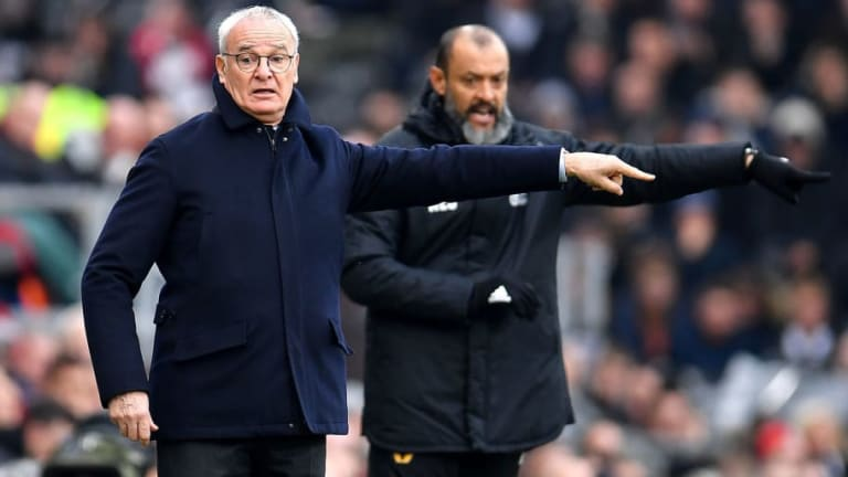Claudio Ranieri Names the One Thing Fulham Cannot Afford to Do After Wolves Draw