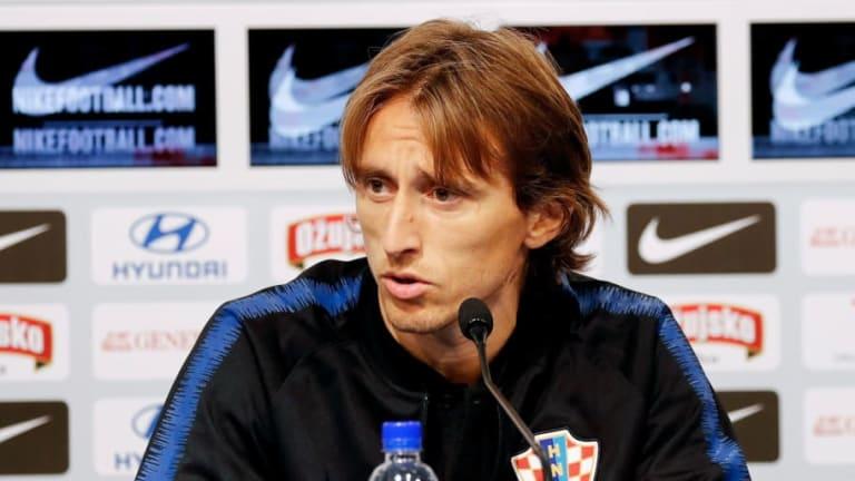 Modric explicó las razones de su bajo rendimiento y habló de su candidatura al Balón de Oro