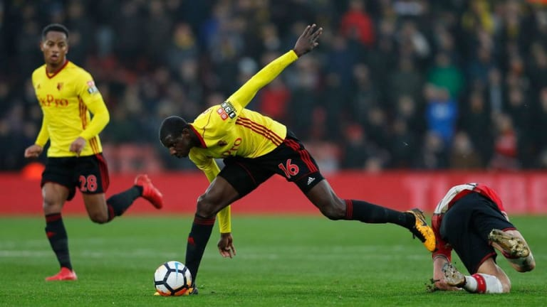 Spurs Fans Take to Twitter Urging Club to Sign Watford Star After Manager Seen in Crowd
