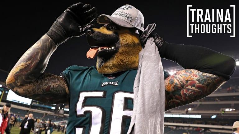 Traina Thoughts: Every Single NFL Fan Should Be A Chris Long Fan