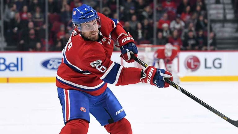Canadiens Name Shea Weber 30th Captain in Franchise History