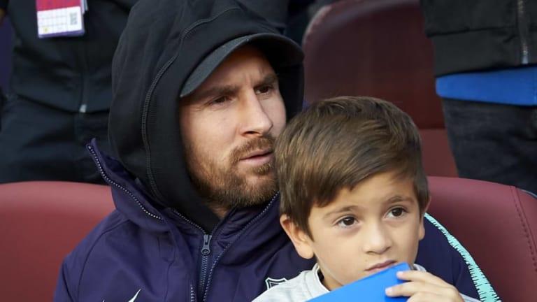 Messi, quédate tranquilo, el Barcelona está en buenas manos