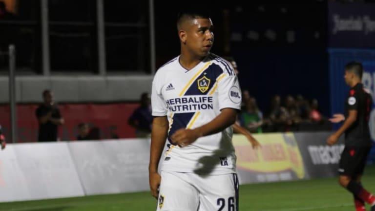 INTERESANTE: Joven promesa todavía no sabe si jugará en el futuro con México o Estados Unidos