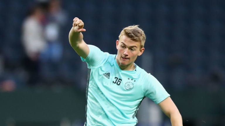 Tottenham Prepare to Splash £45m on Dutch Teen Sensation to Replace Ostracised Toby Alderweireld