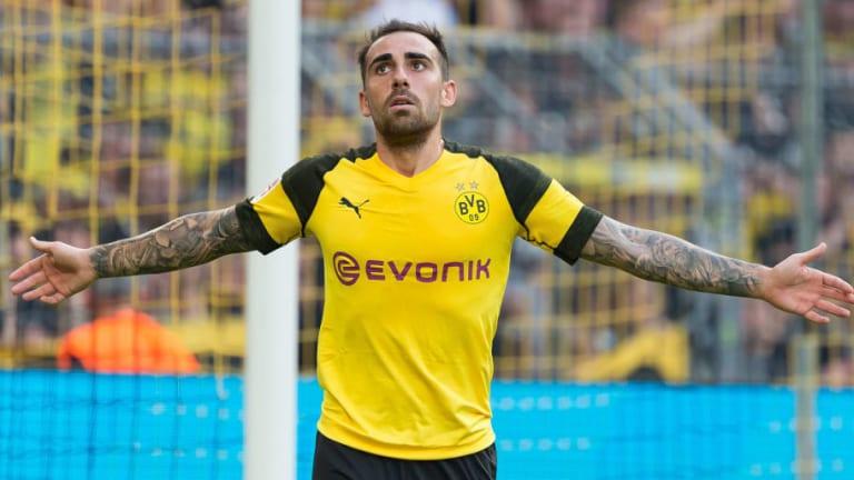 El diario Bild asegura que el Dortmund ejercerá la opción de compra de Alcácer
