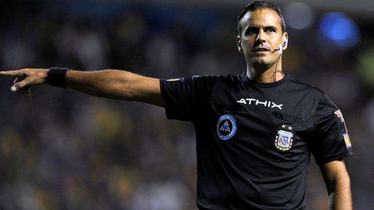 Árbitros y horarios de la fecha 15 de la Superliga de Argentina