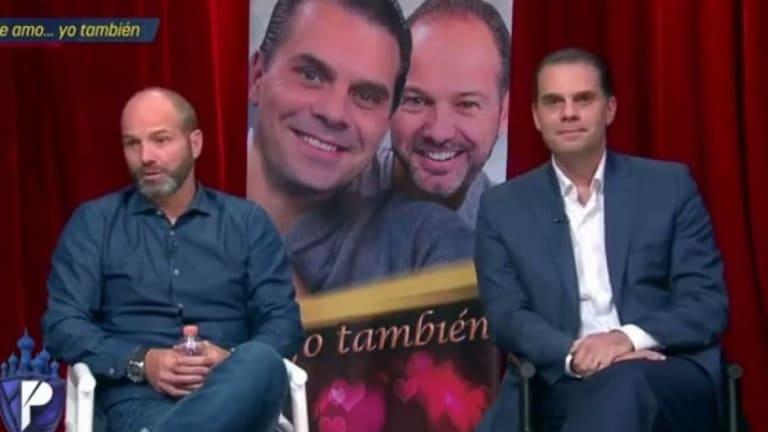 ESTRELLAS   Luis García y Martinoli estrenan telenovela propia