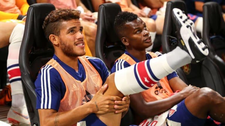 LAMENTABLE: Giovanni dos Santos podría perderse el resto de la temporada con el Galaxy