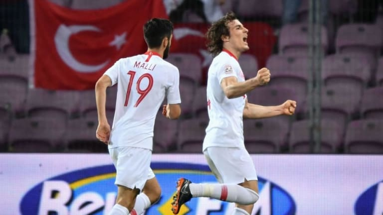 Arsenal Reportedly Reach Verbal Agreement to Sign €40m Rated Defender Caglar Soyuncu