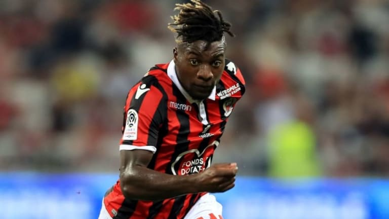 Report Claims Liverpool Wanted Ligue 1 Star Allan Saint-Maximin Prior to Signing Xherdan Shaqiri