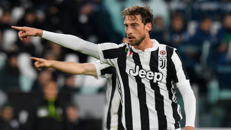 Juve Midfielder Claudio Marchisio Vows to Never Play for Another Serie A Club