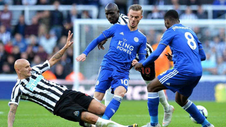'He's a Talent': Leicester Fans Praise James Maddison After Impressive Newcastle Performance