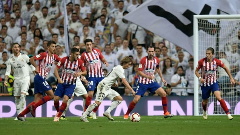Atletico to Seek Clarification on VAR Following Controversial Decisions in Saturday's Madrid Derby
