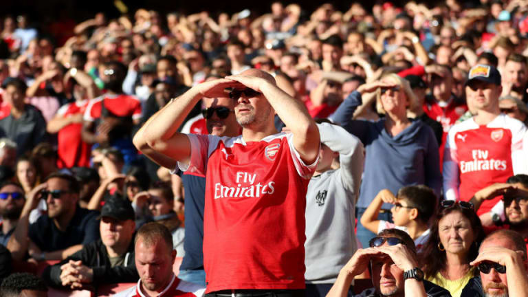"""""""He's Lost It"""": Arsenal Fans Take to Twitter to Express Their Dissatisfaction With Defender"""